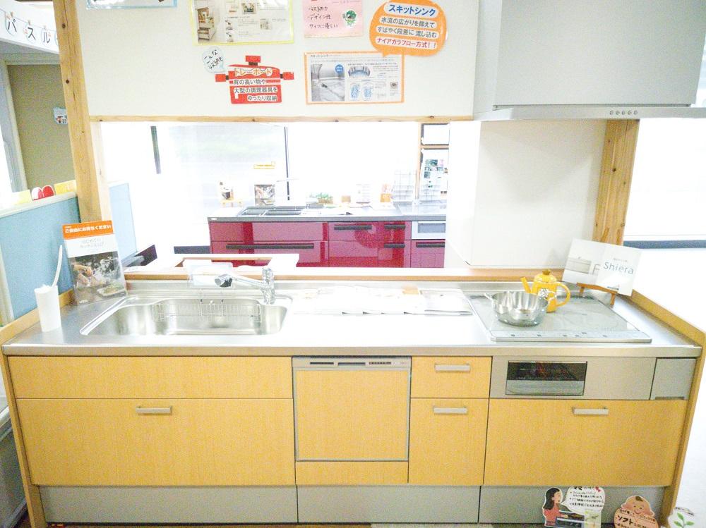 システムキッチン、リフォーム、宮崎、日向市